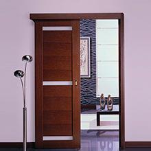 Как сделать раздвижные двери своими руками 83